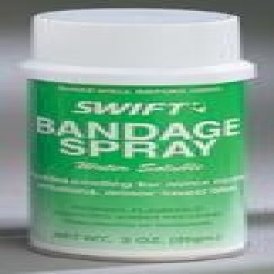 Spray Bandage
