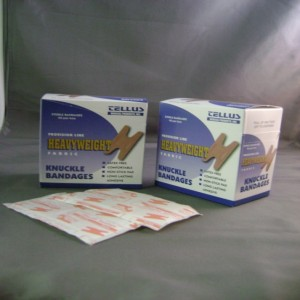 Woven Knuckle Bandages (8/Box)