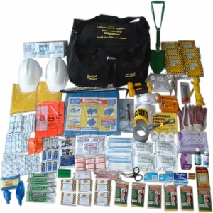 Ready To Roll Survival Kit (Earthquake Preparedness)