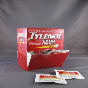 Tylenol- Extra Strength (100/Box)